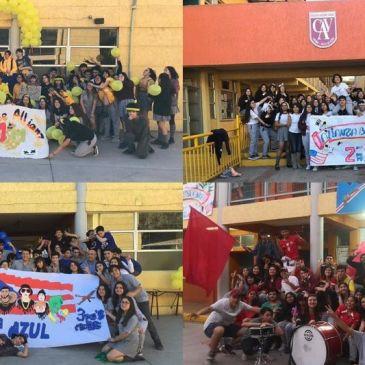 Centro de Alumnos Celebra Aniversario Institucional  con  Diversas Actividades