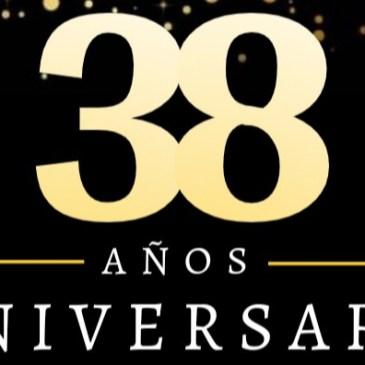 Comunidad Varista Celebra Trigésimo Octavo Aniversario del Colegio