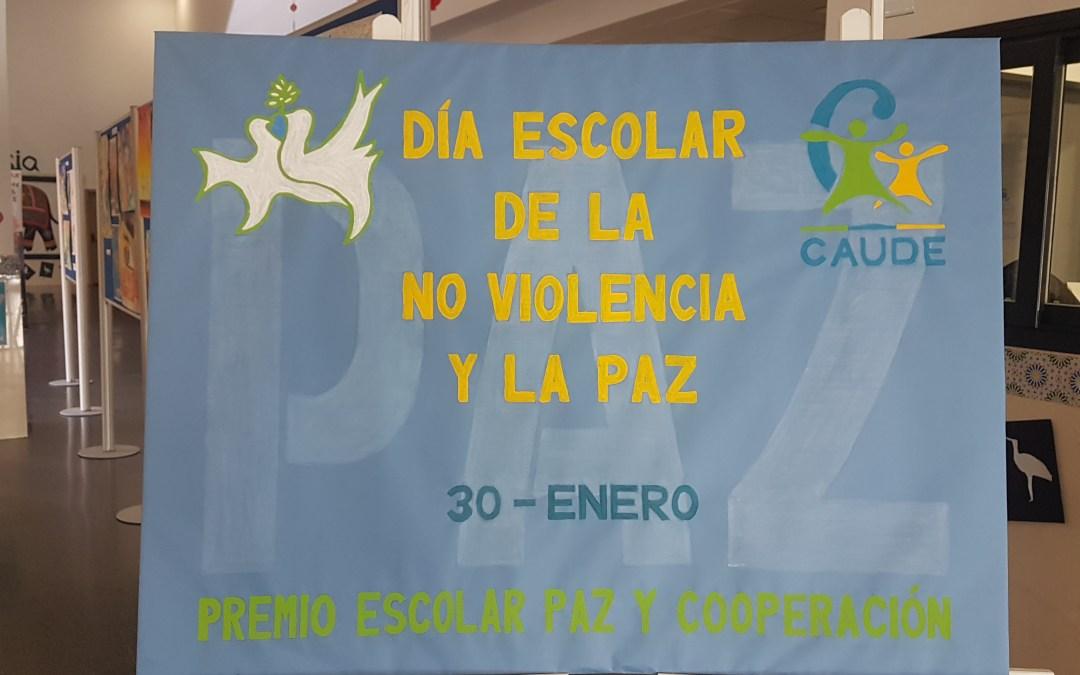 Día Escolar por La Paz y la No Violencia
