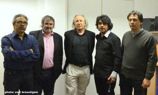 Compositores chilenos en Köln Finnis Terrae