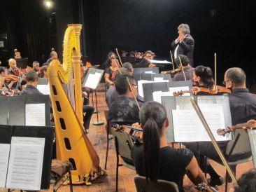 Con la Orquesta Sinfónica Nacional de Cuba 2018