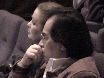 Manuel y Patricia. Sala Carlos Chávez
