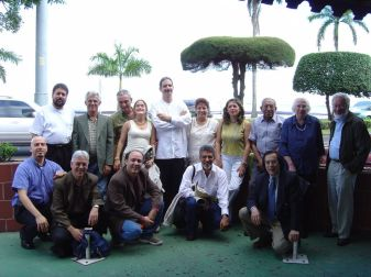 XIII Foro de Compositores del Caribe y Encuentro del Colegio, Panamá, 2003