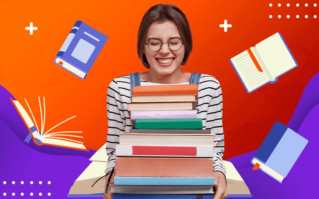 Como gostar de ler livros