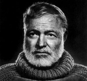 Análisis  Grafológico de Erenest Hemingway