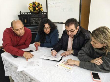 Colegio La Enseñanza Bogotá escuela de padres