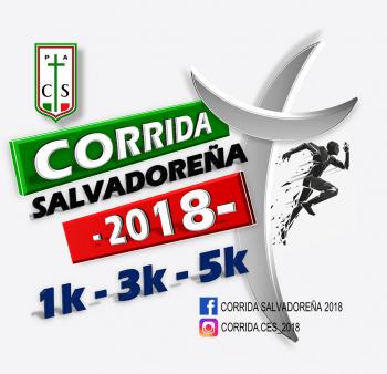 """""""Corrida Salvadoreña 2018"""""""