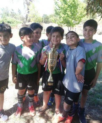 Rugby: Nuestra Selección M10 se Corona campeona del 5to Seven a Side
