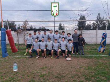 Selección de rugby de nuestro colegio