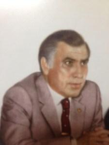 Don Pablo, director del colegio Europa