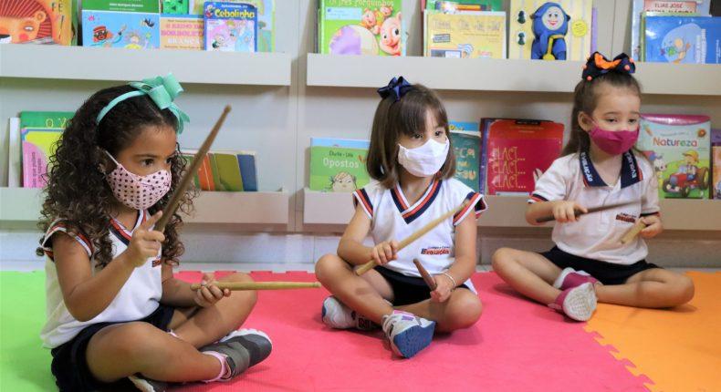Musicalização Infantil: benefícios para o desenvolvimento das crianças