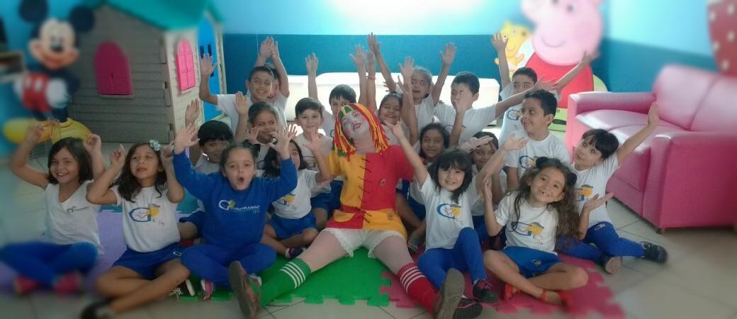 A Emília do Sítio do Picapau Amarelo nos fez uma visita e encantou a todos