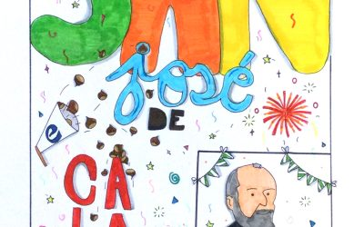 FIESTAS JOSE DE CALASANZ 2020