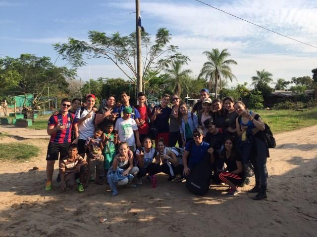 Comunidad Ignacio Warnes - 2015