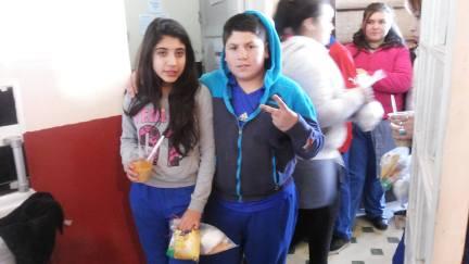 Bolsitas y duces chilenos