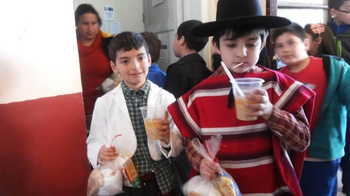 Benjamín y Javier