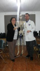 Esqueletín: para las clases de ciencias...