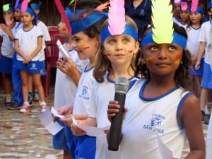 Visão do Colégio São José em Belo Horizonte
