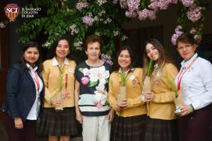 Colegio El Sagrado Corazón de Jesús - #YoReforestoChallenge 1