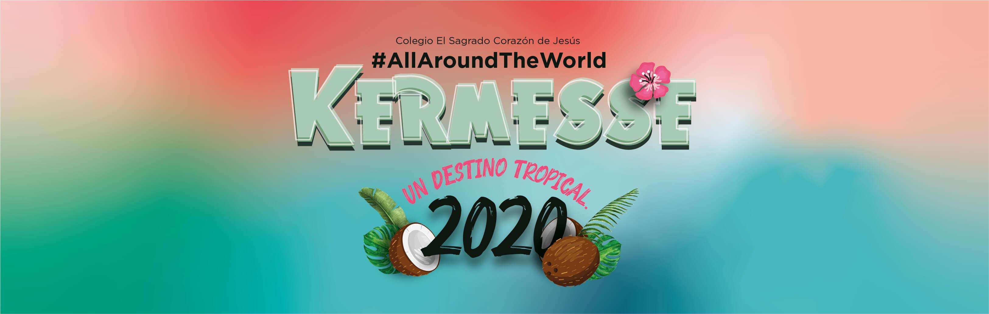 PORTADA KERMESSE 2020 - COLEGIO EL SAGRADO CORAZÓN DE JESÚS