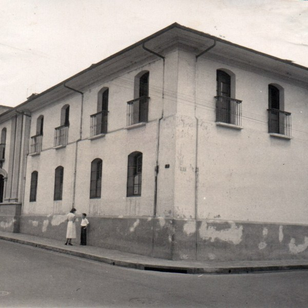 Antiguo edificio