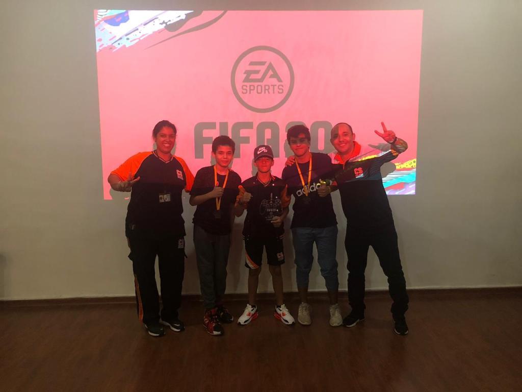 I Campeonato de FIFA CS