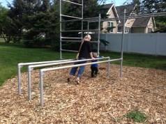 Exploring Pine Run Park