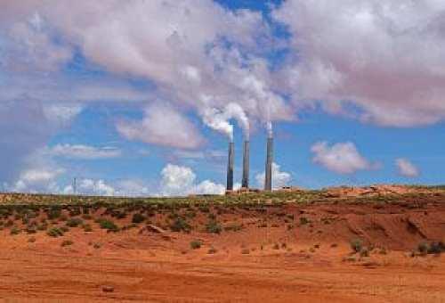 Antelope - Navajo Generating Station