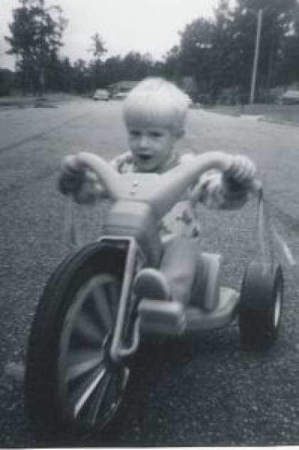 Ed on Bigwheel
