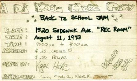 how did rap start