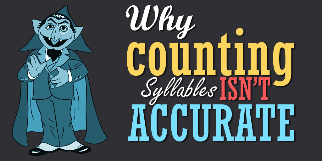 Why Counting Your Rap Lyrics Syllables Isn't Accurate - ColeMizeStudios