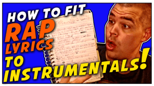 How To Fit Rap Lyrics To Any Instrumental