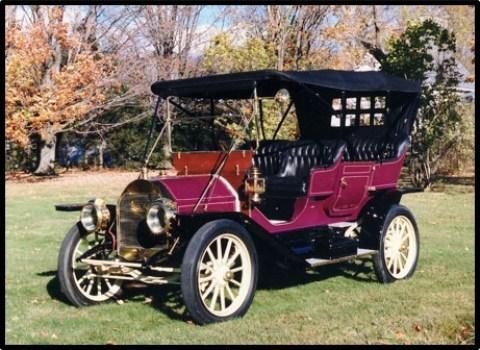 1910 Cole restored