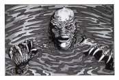 The Creature from The Black Lagoon - Ben Chapman