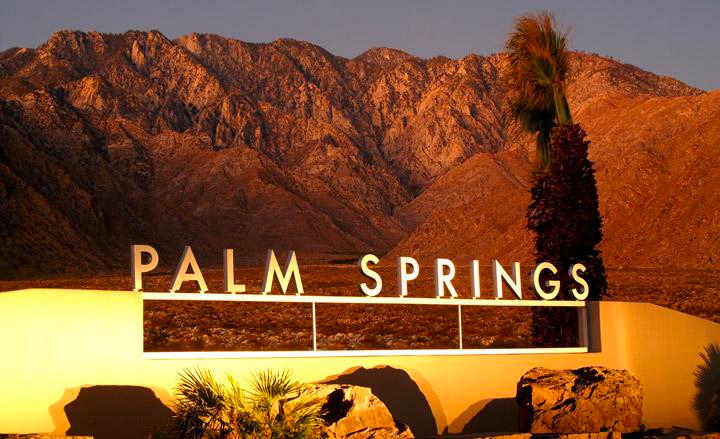 Palm Springs, site of the Battelle Conference