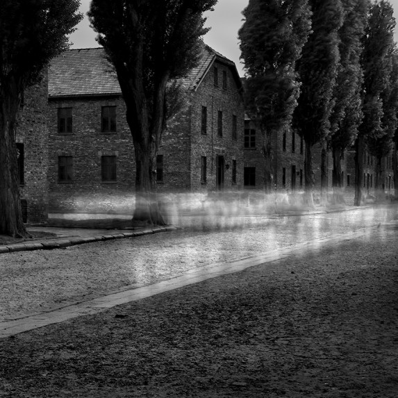 The Ghosts Of Auschwitz Cole Thompson Photography