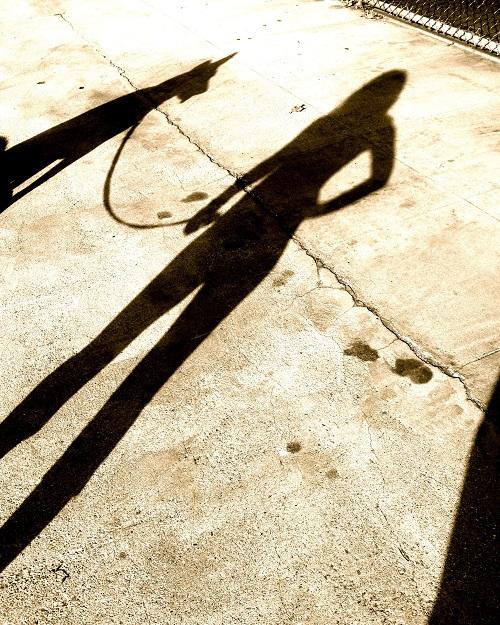 Shadow Walk by Bob Ohanesian