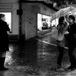 Under My Umbrella by Andrea Diener