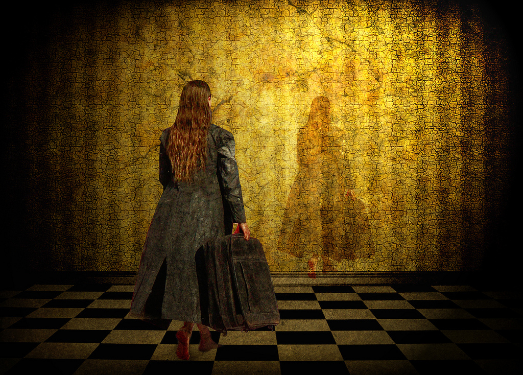 Vanishing by Alice Popkorn