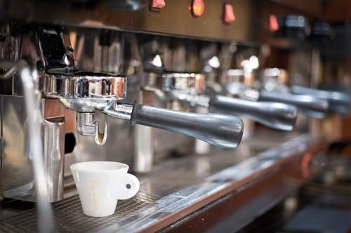 Coffee Machine from Bar