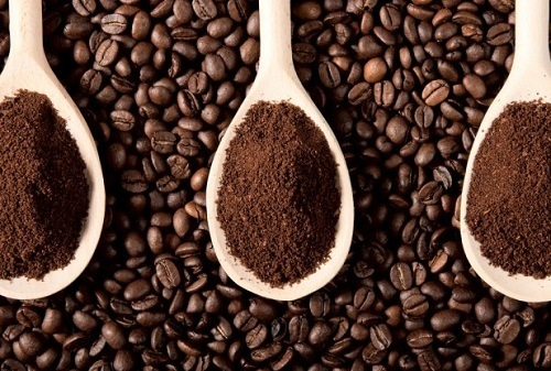 Grounds of Coffee