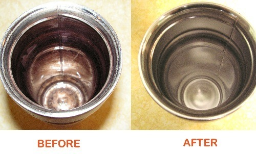 Cleaning Results
