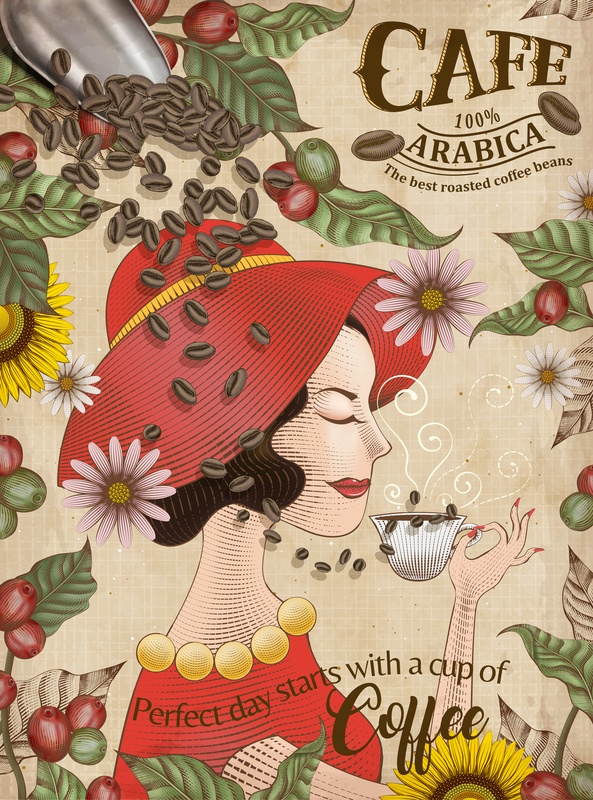 Image credit Thank you for your download  Crediting authors is rewarding  Please use the following credit line in your project:  ID 113348394 © Kchungtw | Dreamstime.com // Coletti Coffee Arabica vs Robusta