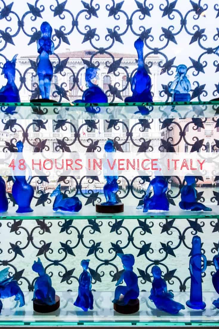 48 hours in Venice, Italy | Where to eat, drink and stay for a short stay in Venice, Italy! Ultimate Venice Travel Guide! Experience Venice like a local. #Venice #Venizia #Italy #travel #italian #Italia