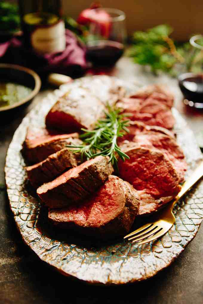 Whole Roasted Beef Tenderloin | ColeyCooks.com