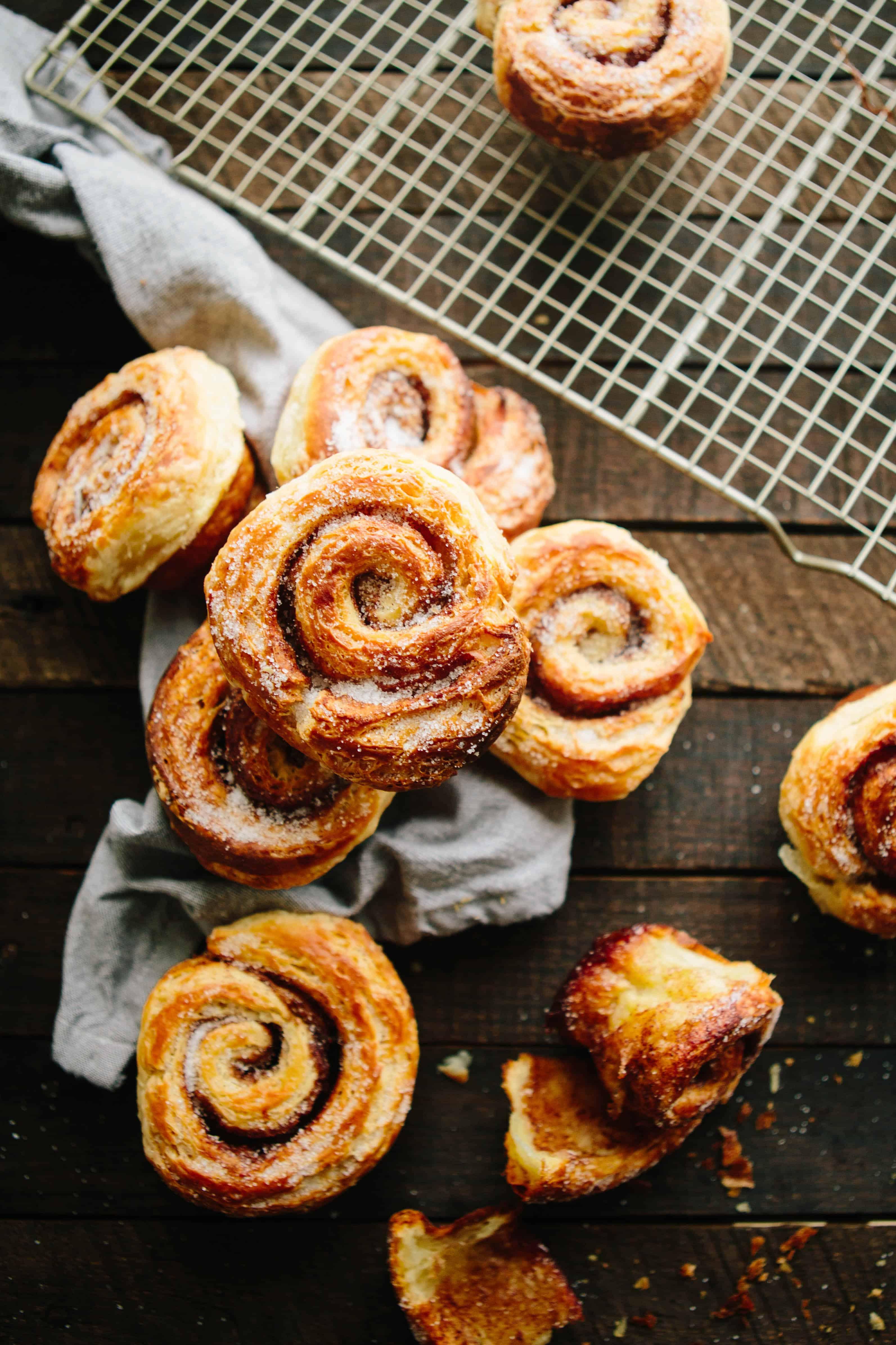 Croissant Morning Buns | ColeyCooks.com