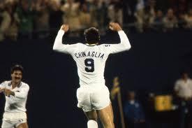 Giorgio Chinaglia es el máximo goleador de la extinta NASL.