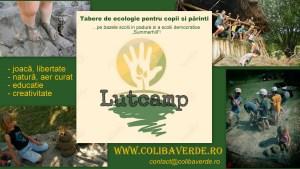 """Lutcamp"" - tabere de ecologie @ Coliba Verde"