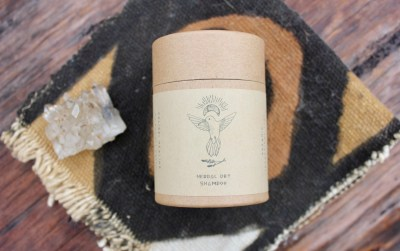 Herbal Dry Shampoo - Colibri Healing