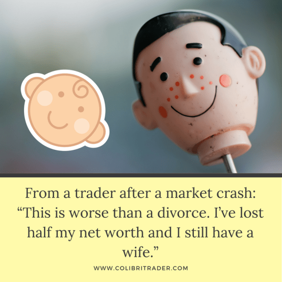 Trading Jokes and Humour
